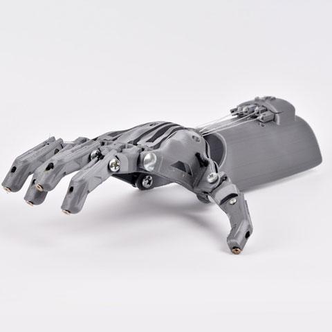 Prototyp protezy - druk 3D